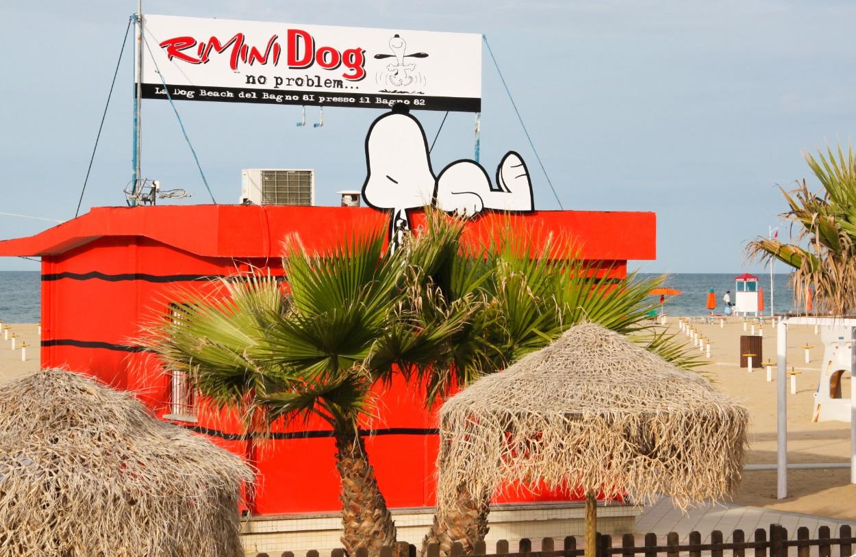 Bagno 82 rimini dog no problem made in rimini holidays - Bagno 60 rimini ...